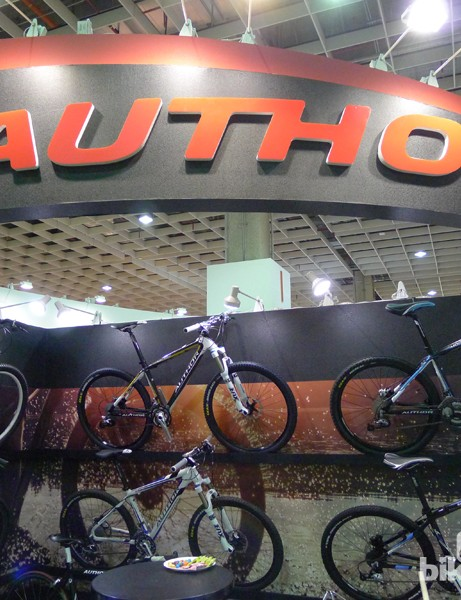 Author are a brand who have turned the page and are trying to re-write bike sales in Europe