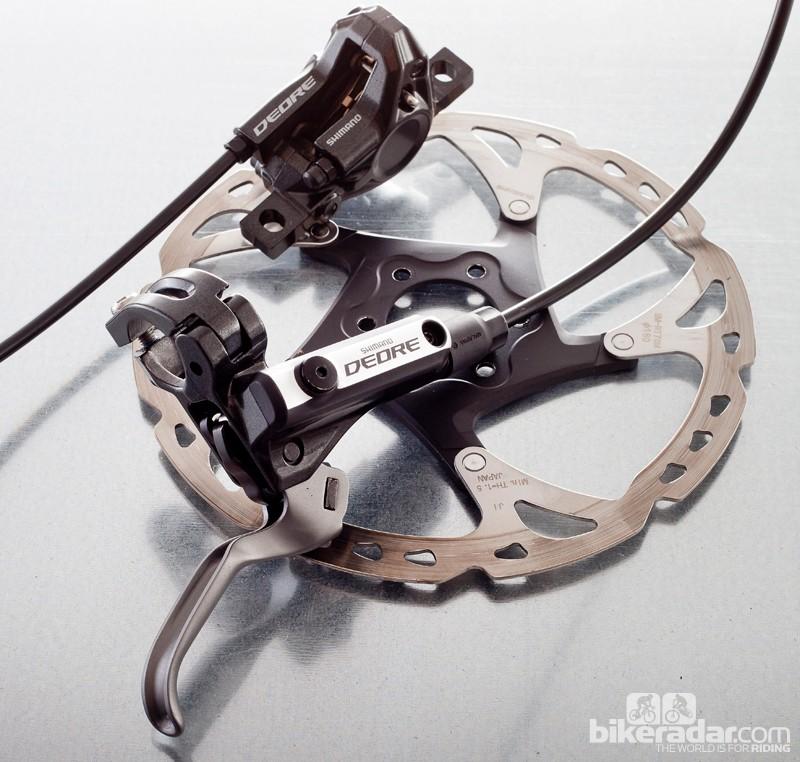 Shimano Deore M596 disc brake