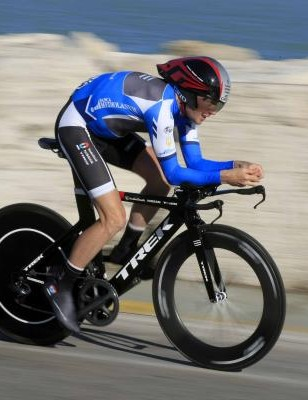 Chris Horner (RadioShack-Nissan) lost his overall lead on the final day of Tirreno-Adriatico.