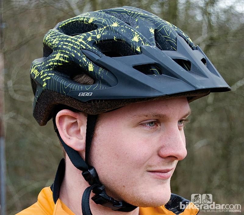 BBB Varallo helmet