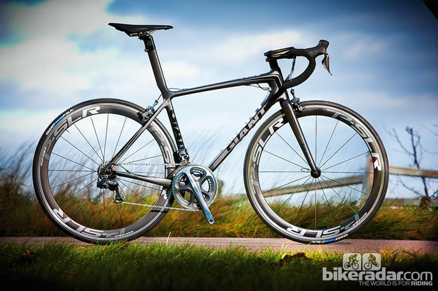 d171470e03c Giant TCR Advanced SL 0 - BikeRadar