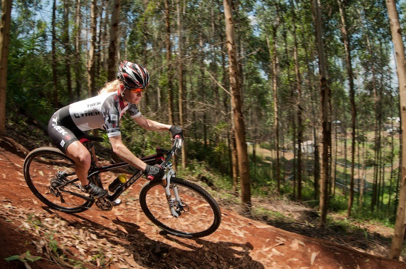 Rockwell was 17th at last weekend's World Cup test event in South Africa