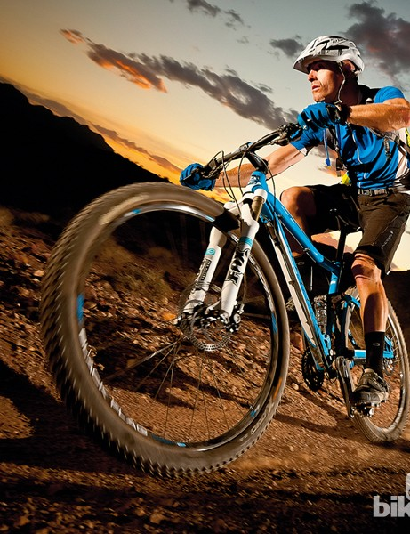 2012 sees a switch to 29er full-sussers and a new suspension system for Marin