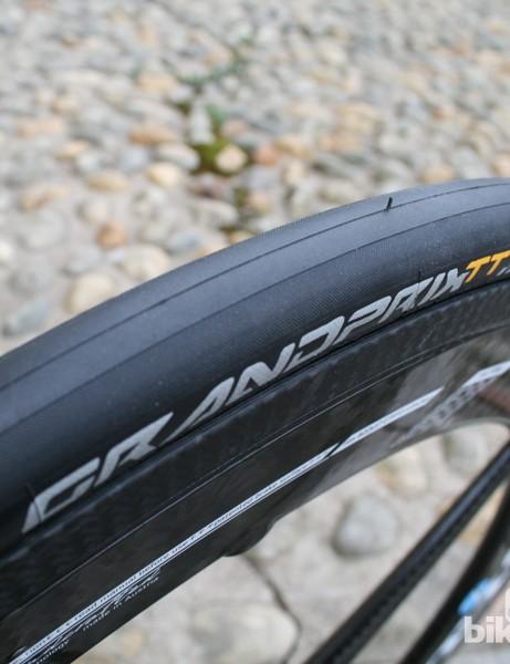Continental Grand Prix TT tyres