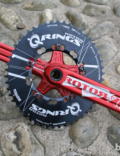 Rotor 3D Cobo Edition cranks