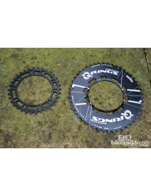 Rotor Q-Rings