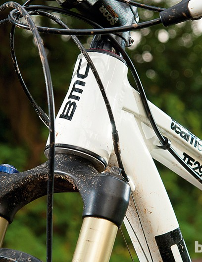 BMC Team Elite 29 SLX