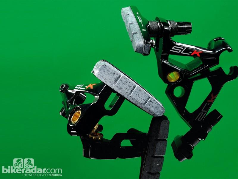FSA SL-K CycloCross brakes