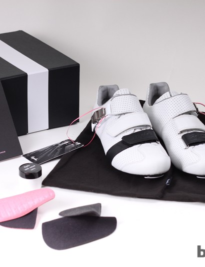 Rapha's Grand Tour Shoe kit
