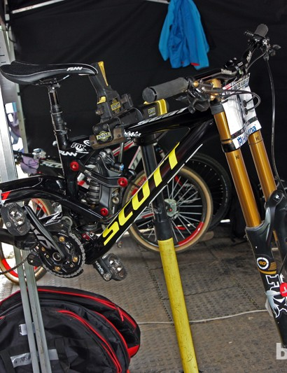 The new Scott Gambler is a radical departure from the current version