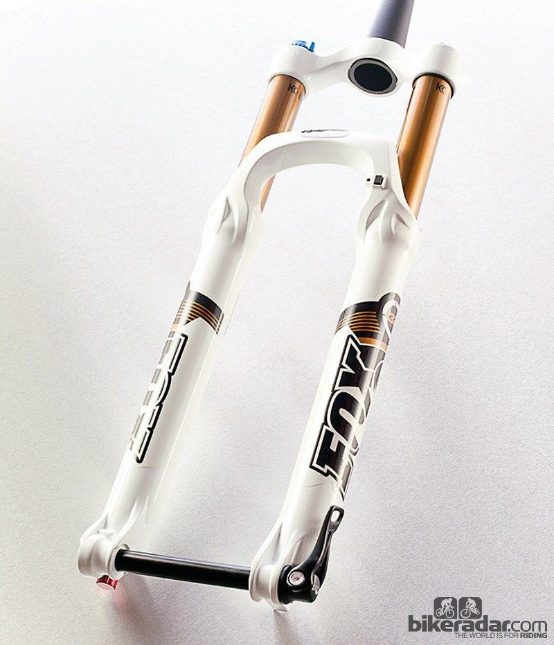 Fox 32 Float 140 FIT RLC 15QR suspension fork
