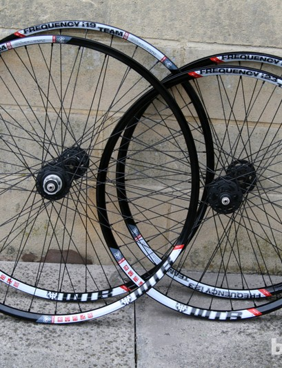 WTB Frequency Team i19 and i23 wheels