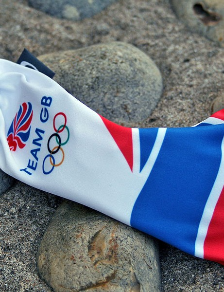 The soft case for Oakley's Team GB shades