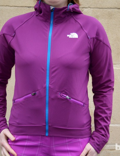 The North Face Storm Track Softshell Hoodie