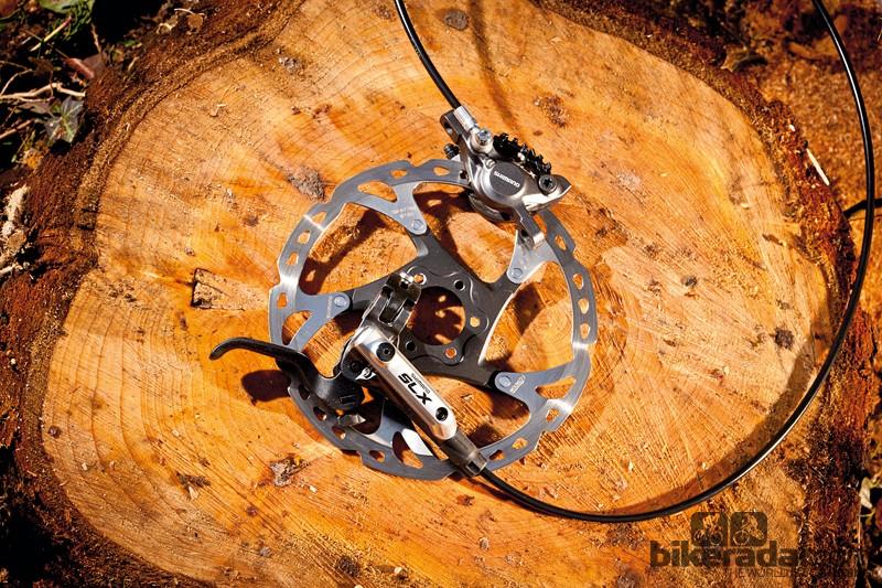 Shimano SLX M666 disc brake