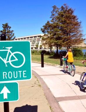 New Orleans achieves LAB's bronze status for bike friendliness in 2012