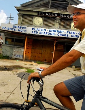 It hasn't been easy for bikes in the Big Easy, but the environment is improving