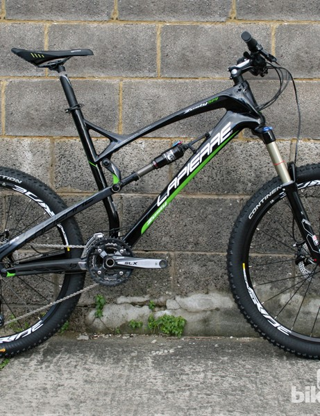 The 514 is Lapierre's entry-level carbon framed Zesty