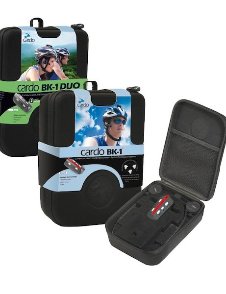 Cardo's BK-1 Bluetooth communication system