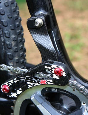 cSixx are a relatively new company based in South Africa who specialize in carbon fiber chain guides