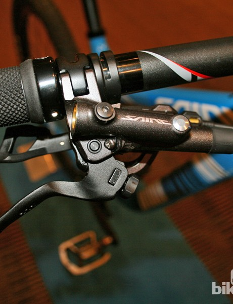 Shimano Saint M820 brake lever