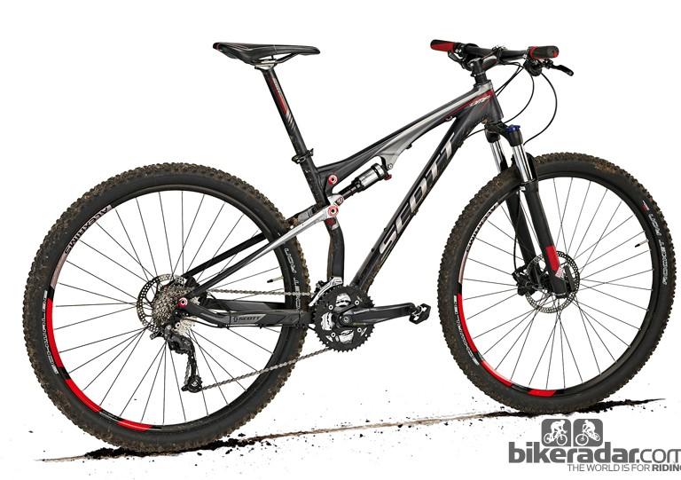 d5683af7862 Scott Spark 29 Comp - BikeRadar