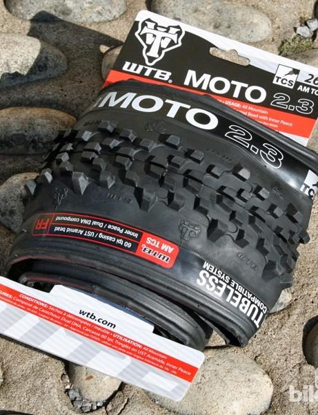 WTB Moto AM TCS 2.3in tyre