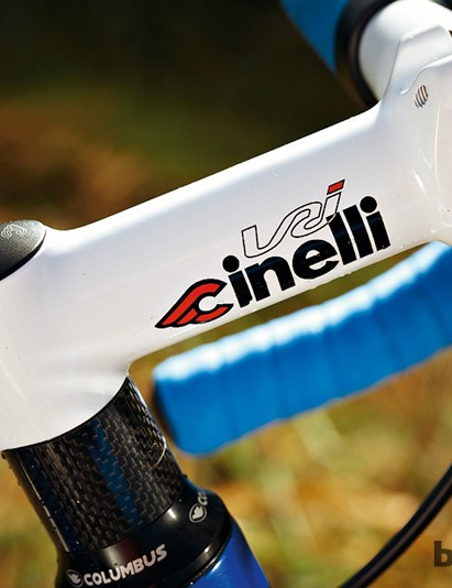 Cinelli's Vai finishing kit is high quality