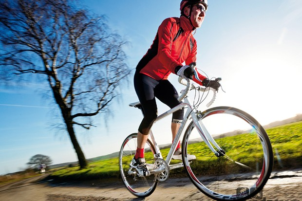 The Ribble Sportive would make an ideal first road bike and, given how comfortable it is, a fine sportive machine