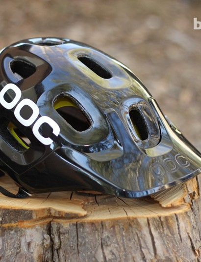 POC's 2012 Trabec Race MIPS helmet