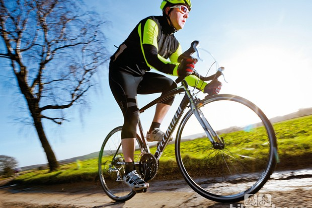 The Specialized Allez offers comfortable contact points, great handling and a smooth, fast ride no matter what the road surface is like