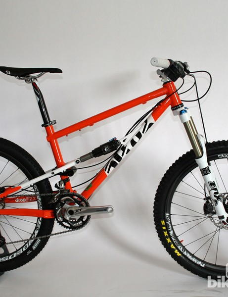 Cotic are re-entering the full-suspension trail bike fray with the new Rocket