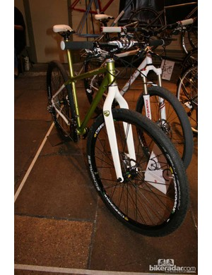 One such bike is the EGO 29R ST, which has a fillet-brazed frame with internal cabling, from £1,499