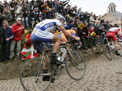 The Tour of Flanders is one of the biggest Spring Classics