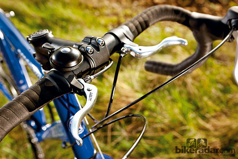 Ding dong! 'Cross levers and a bell for safe urban riding