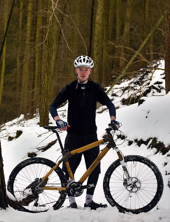 The Bamboo Bikes XC MTB is now in full production with a waiting list of eight weeks