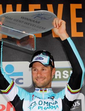 Tom Boonen, Gent-Wevelgem winner