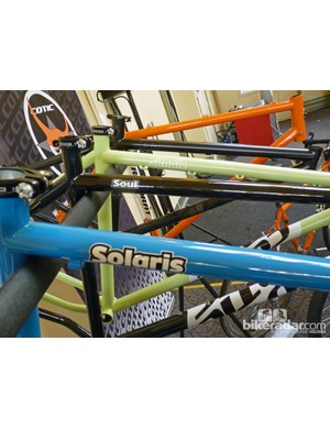 If you like steel frames, chances are Cotic have one for you