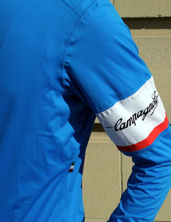 Campagnolo La Flandre waterproof jacket