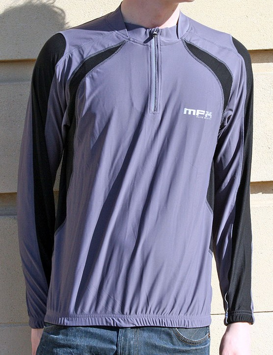 Muddy Fox MFX Elite long-sleeve jersey, £49.99