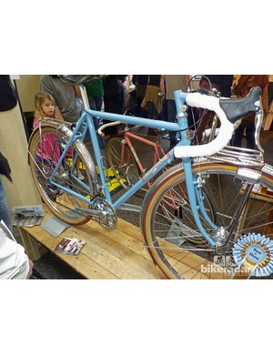 This Robin Mather touring bike won 'best in show'