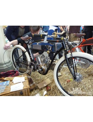 Peter's Bike specialise in 1920s style bikes with a twist
