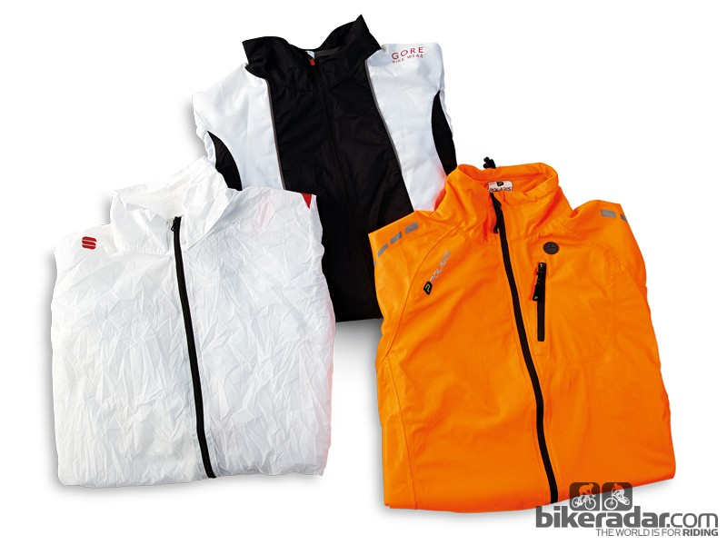 Best packable cycling jackets
