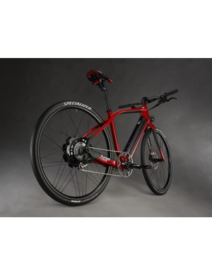 Specialized say the Turbo is