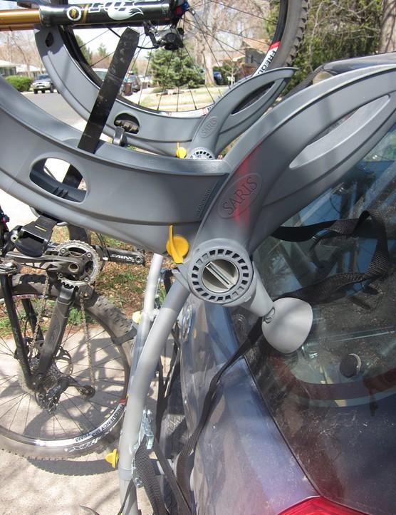 The open wheel tray