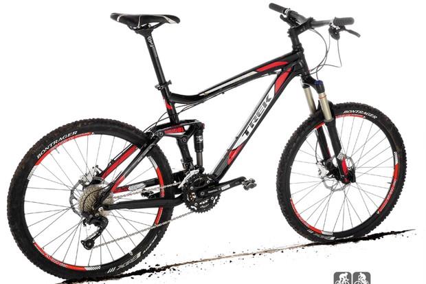 4084079646b Trek Fuel EX 6 - BikeRadar