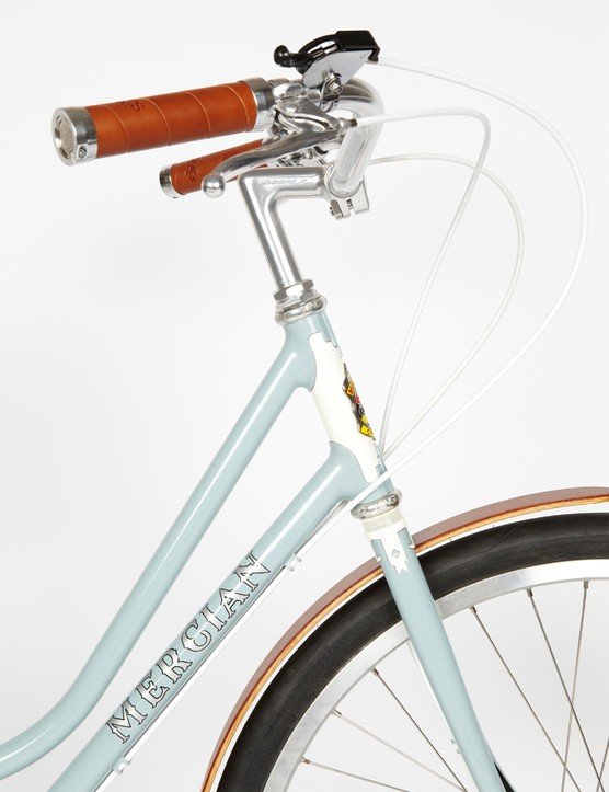 Mercian Cycles' Jane's Bike