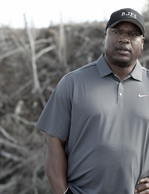 Sports legend Bo Jackson will ride 300-miles to raise funds and hope for Alabama residents
