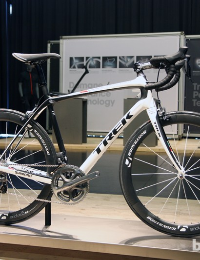 Trek finally offer a dedicated Classics-type bike in the form of the all-new Domane