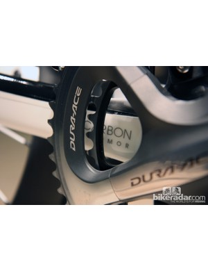 Trek have also incorporated their Carbon Armor composite technology to help improve the frame's toughness